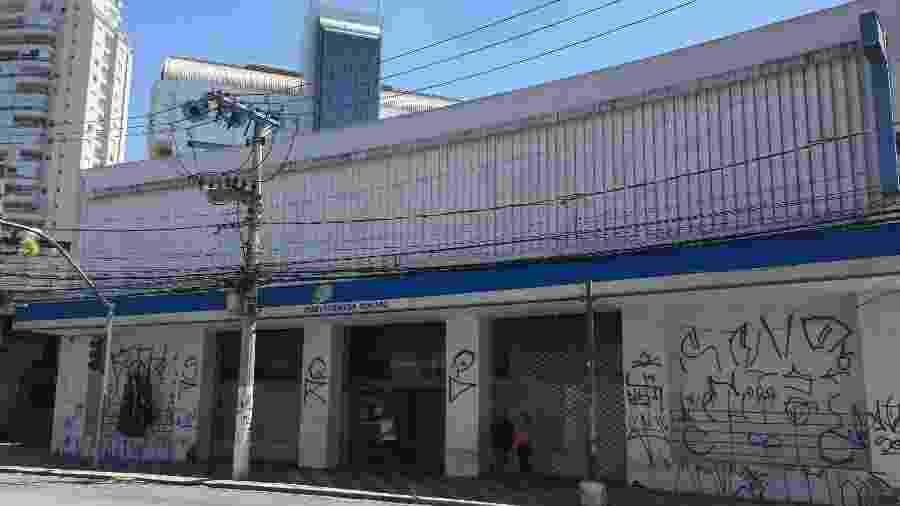 Agência do INSS, em Pinheiros, em São Paulo - Lucas Borges Teixeira/UOL