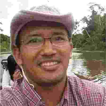 Ricardo Lopes Dias foi criticado por índios isolados - Reprodução/Funai