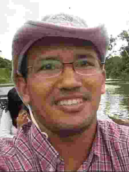 O antropólogo, missionário e teólogo Ricardo Lopes Dias é o novo coordenador-geral de Índios Isolados e de Recente Contato da Funai - Reprodução/Funai