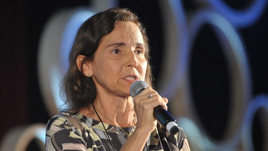 Izolda Cela (PDT), vice-governadora do Ceará, testou positivo para covid-19 - Reinaldo Canato/Folhapress