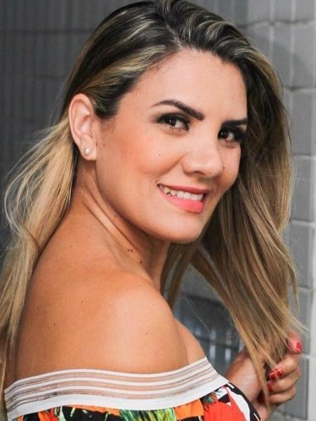Viviane, vítima de covid-19 - Reprodução/Facebook