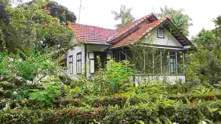 Casa com arquitetura americana em Belterra - Elizabeth Oliveira - Elizabeth Oliveira