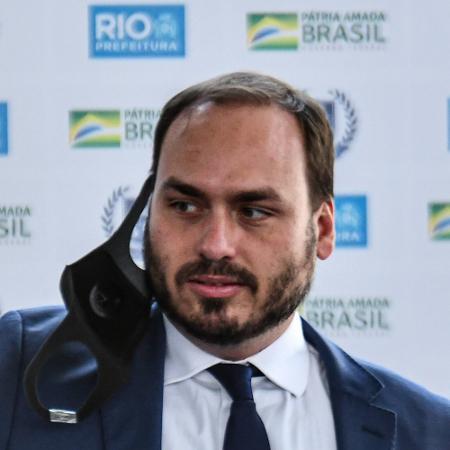 Vereador Carlos Bolsonaro (Republicanos-RJ)  - Alexandre Neto/Photopress/Estadão Conteúdo