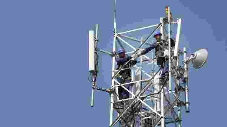 Equipamentos da empresa chinesa estão espalhados por milhares de antenas no país - Huawei - Huawei