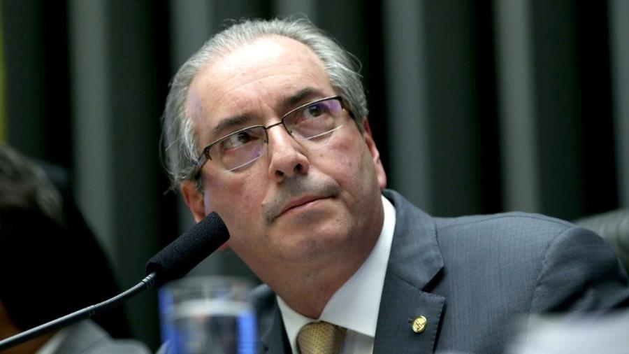 O ex-presidente da Câmara, deputado Eduardo Cunha, em foto de arquivo. - Wilson Dias/Agência Brasil