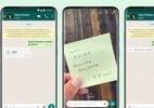 Quem não viu, não vê mais: WhatsApp lança imagens de visualização única (Foto: Divulgação/WhatsApp)