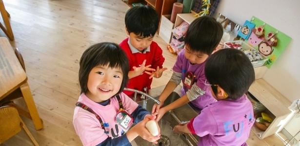 As superpotências educacionais asiáticas ocupam os primeiros lugares - Tezuka Architects/Divulgação