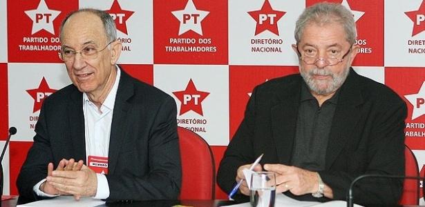Corrente do atual presidente do PT, Rui Falcão, defende Lula como comandante da sigla