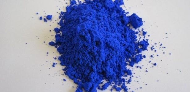 Novo pigmento azul é mais resistente ao calor, mais durável e não é tóxico