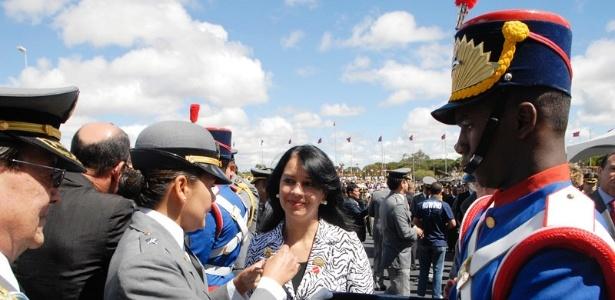 Ministra Grace Mendonça, nova comandante da AGU
