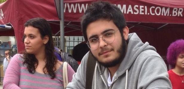 Candidato do Enem diz ter estudado até 15 horas por dia para a prova - Hanrrikson Andrade/UOL
