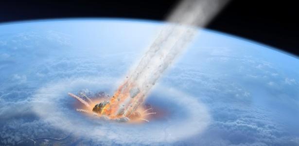 Em 30 de junho de 1908, meteoro se chocou contra região de mata da Sibéria - maior impacto sobre o planeta da história recente - Getty Images