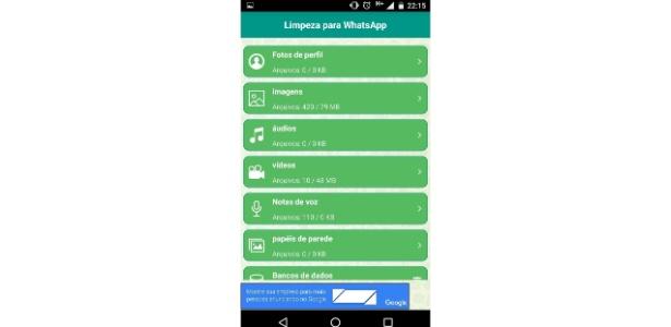 limpeza-para-whatsapp-1-1484256229638_615x300 WhatsApp é vilão na memória do celular? Aprenda a limpar o aplicativo