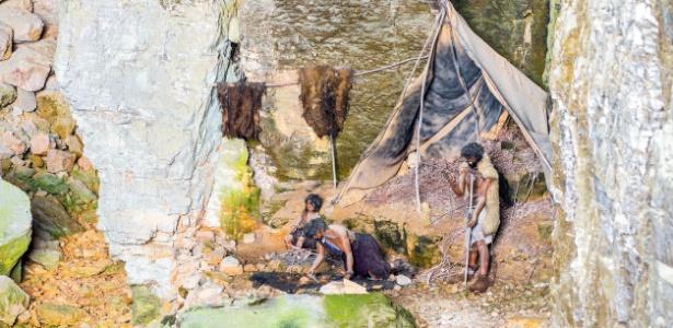 """A alimentação dos homens de Neandertal incluía a carne humana, embora ela não fosse o """"alimento"""" mais nutritivo disponível"""