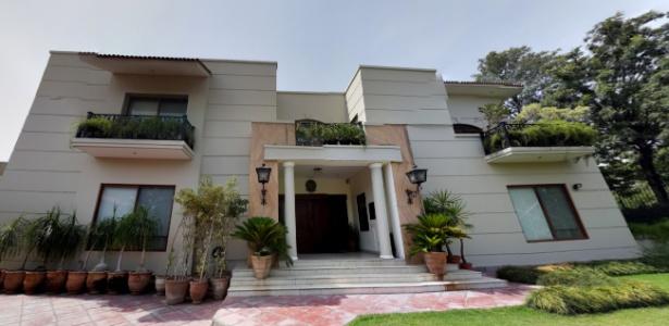 Embaixada do Brasil em Islamabad, capital do Paquistão. Itamaraty abriu investigação sobre denúncias de fraude na emissão de vistos envolvendo servidores do órgão