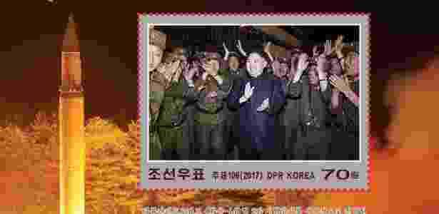 selo kim jong un - KCNA via Reuters - KCNA via Reuters