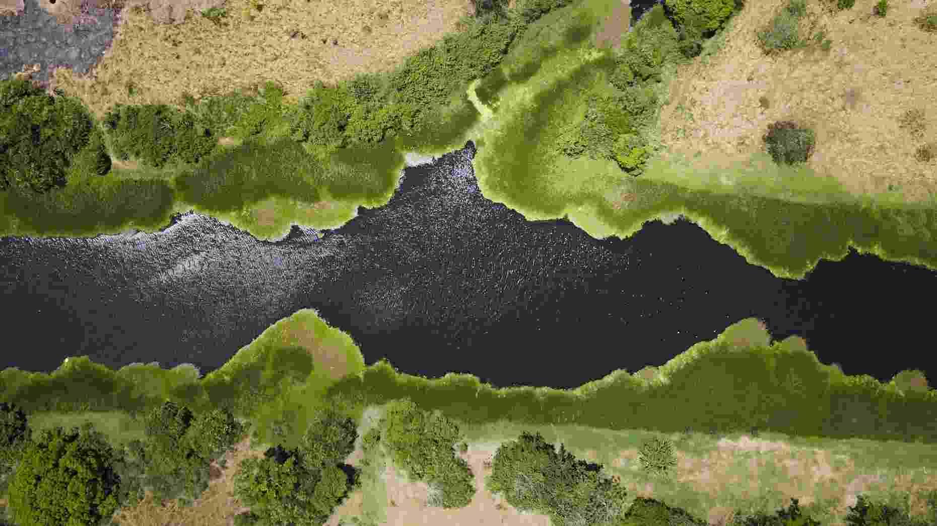 As fases do rio Capibaribe - Simon Plestenjak/UOL