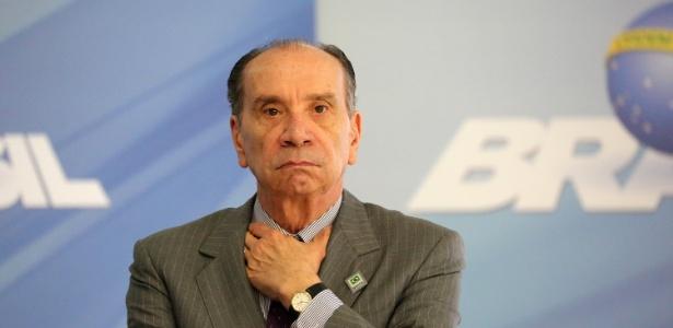 Ministro das Relações Exteriores, Aloysio Nunes, em Brasília