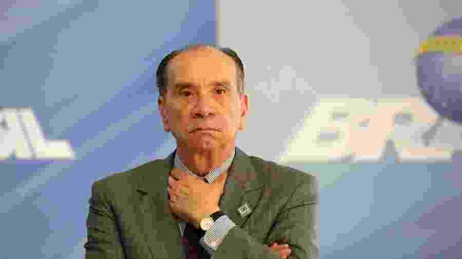 O ex-ministro das Relações Exteriores Aloysio Nunes - Fátima Meira/Futura Press/Folhapress