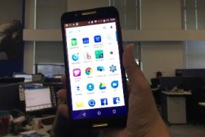 Alcatel A7: um celular