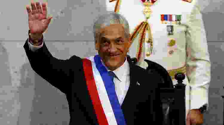 Piñera - Ivan Alvarado/Reuters - Ivan Alvarado/Reuters