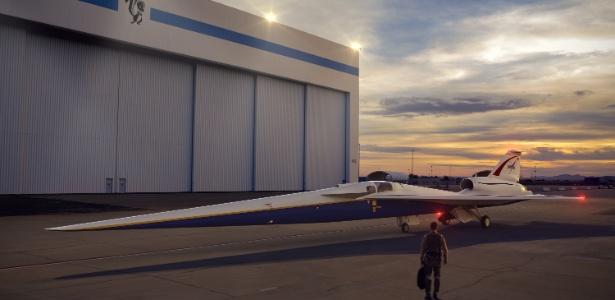 Nasa/Lockheed Martin/Divulgação