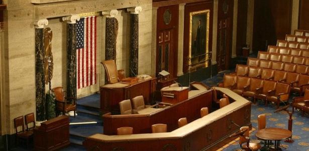 Casa dos Representantes dos EUA: eleições para os assentos acontecem em Novembro