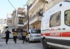 Programa avisa no celular sobre bombardeios e salva a vida de sírios durante ataques aéreos - AFP