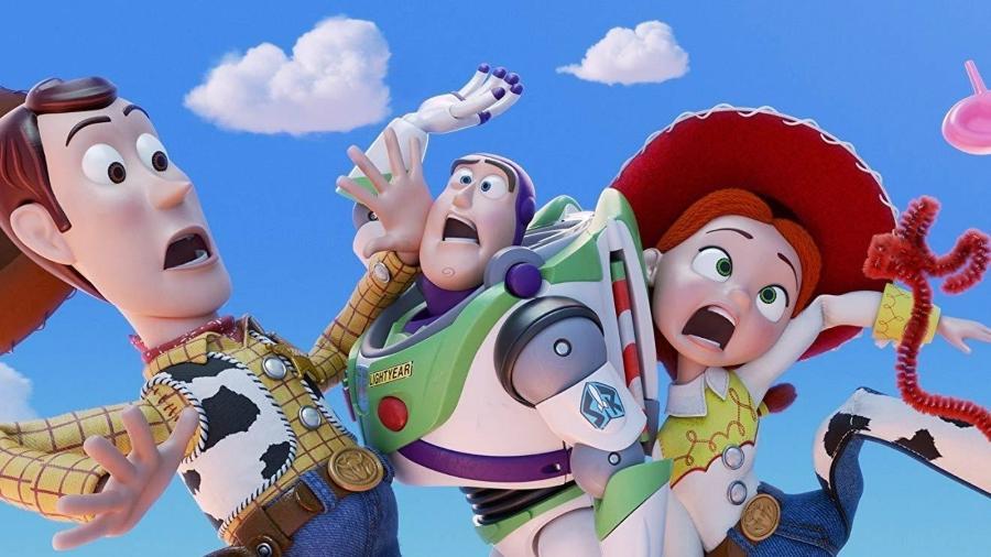 """""""Toy Story 4"""" ganha o primeiro teaser com Woody, Buzz e apresentação de um novo personagem - Reprodução"""