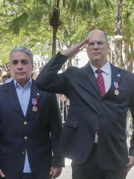 O governador do Rio, Wilson Witzel (PSC) - Rafael Wallace/Alerj/Divulgação