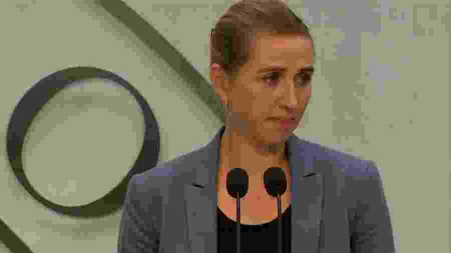 A primeira-ministra se encontrou com dezenas de vítimas de abuso e pediu desculpas - Danish PM