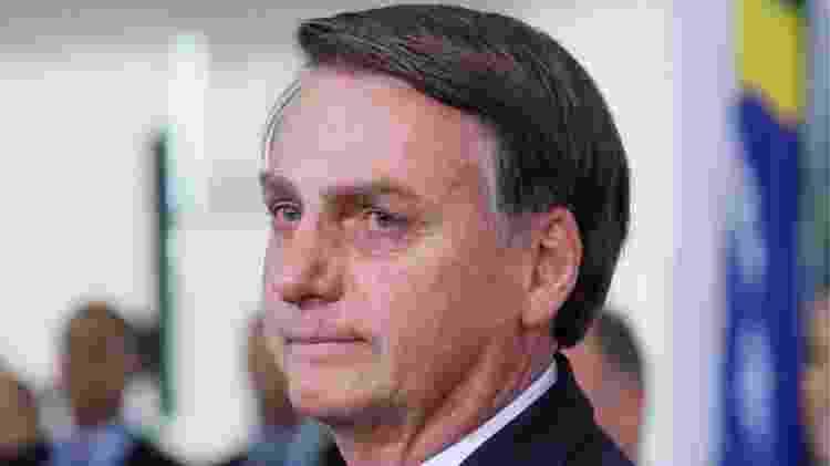 Bolsonaro percebeu que 'não tem a influência que imaginava ter no Supremo, como já não tem no Congresso', afirma cientista político Christian Lynch - Isac Nóbrega/PR