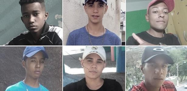 Ação da polícia em baile funk | Quem são as nove vítimas que morreram em Paraisópolis
