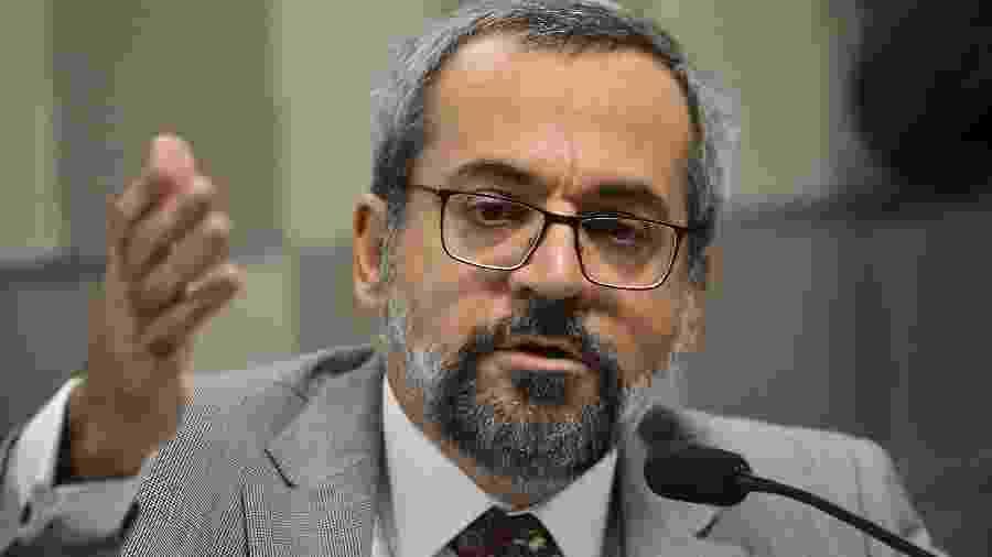 O ministro da Educação, Abraham Weintraub - Marcelo Camargo/Agência Brasil