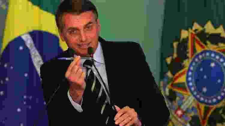 bolsonaro caneta - Lula Marques/Fotos Públicas - Lula Marques/Fotos Públicas