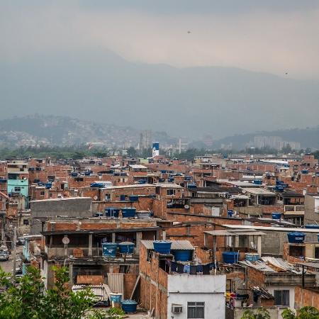 Complexo da Maré - Douglas Lopes/Redes da Maré
