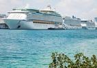 Coronavírus: o crescente desespero de milhares de funcionários de cruzeiros presos em navios