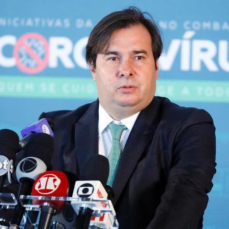 """Rodrigo Maia acusou o governo de fazer um """"cambalacho"""" com a PEC Emergencial - Maryanna Oliveira/Câmara dos Deputados"""