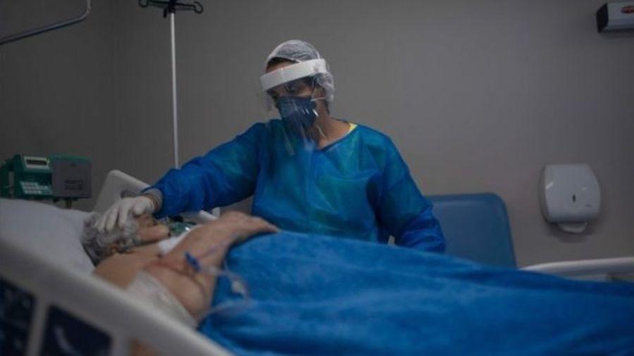 Restrição na divulgação de dados do coronavírus foi criticada - AFP/BBC