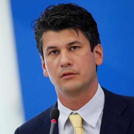 Montezano criticou o setor bancário brasileiro e incluiu na crítica a própria instituição que preside por ter negligenciado por anos a temática da bioeconomia - ADRIANO MACHADO/Reuters