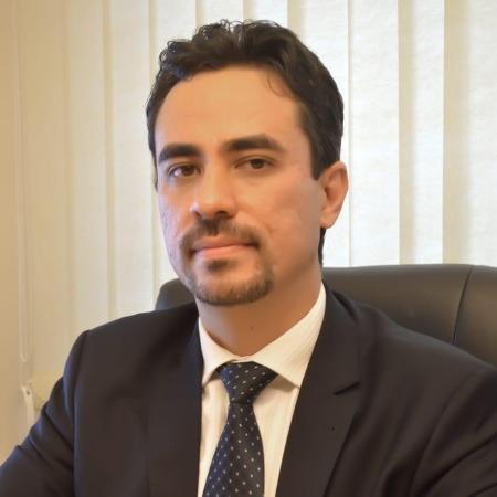 26.ago.2020 - O advogado Camilo Onoda Caldas é diretor do Instituto Luiz Gama - Divulgação/Instituto Luiz Gama