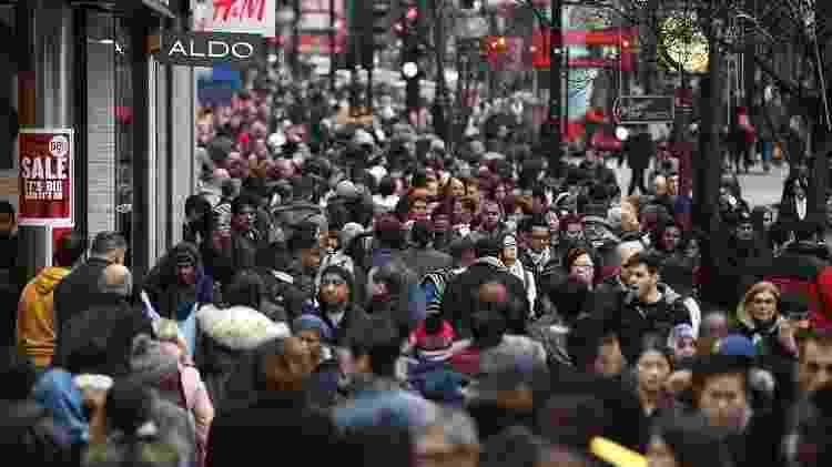Data se tornou o dia em que mais se gasta em todo o ano - Getty Images - Getty Images