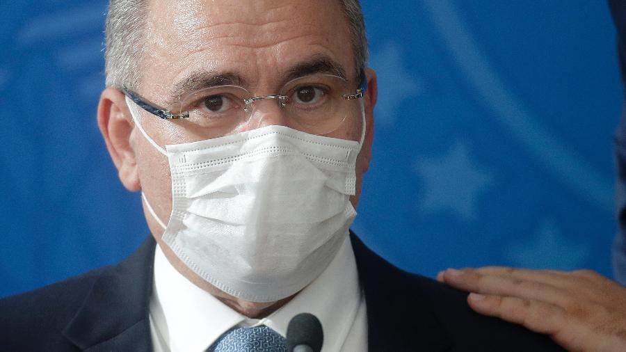 Ministro da Saúde afirmou que estados e municípios têm que dividir responsabilidade com a União em adquirir remédios do kit  - DIDA SAMPAIO/ESTADÃO CONTEÚDO