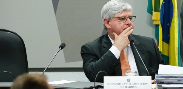 Deputados querem que Rodrigo Janot seja ouvido na CCJ da Câmara