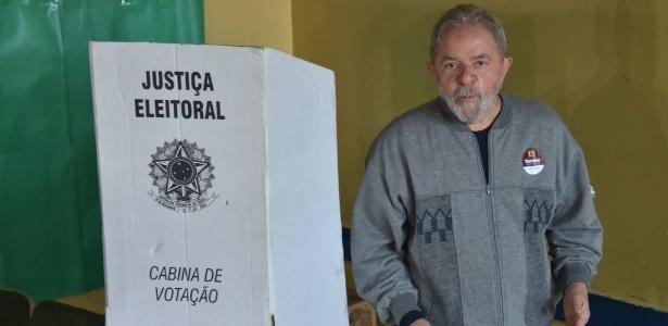 Candidatura do ex-presidente Lula foi barrada pela Justiça Eleitoral