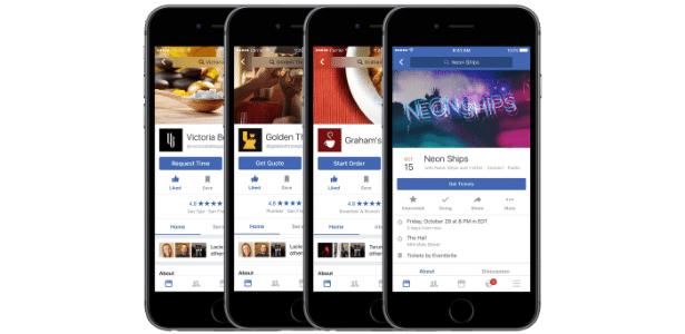 Facebook acrescenta ferramentas de compra na rede social