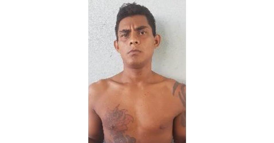 Albimeleque Fonseca Almeida; crime: roubo e furto