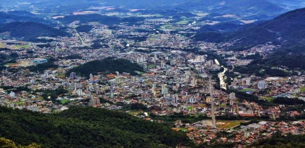 Jaraguá do Sul, em Santa Catarina, ocupa o 1º lugar na lista