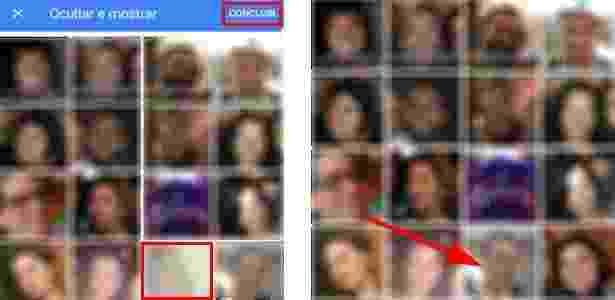 3 Como esconder todas as fotos com uma determinada pessoa no Google Fotos - UOL - UOL