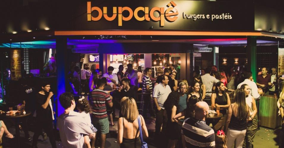 Bupaqê é uma empresa de alimentação que virou franquia em abril de 2017